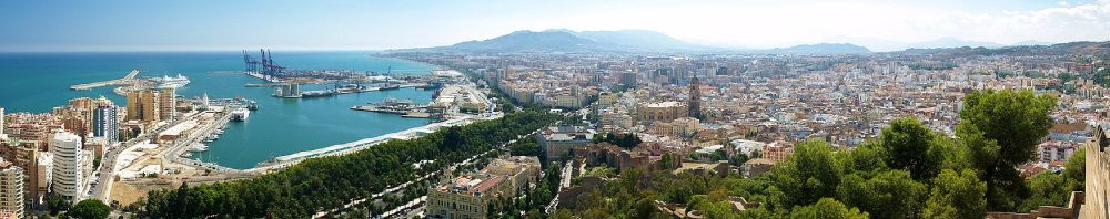 <p>THE REDISCOVERED GEM OF<br>THE SOUTH OF SPAIN</p>MÁLAGA<br>A PARADISE CITY